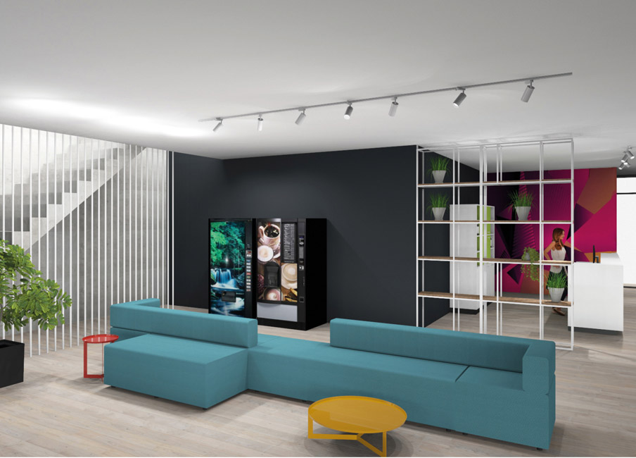 Lounge et Salle à Manger