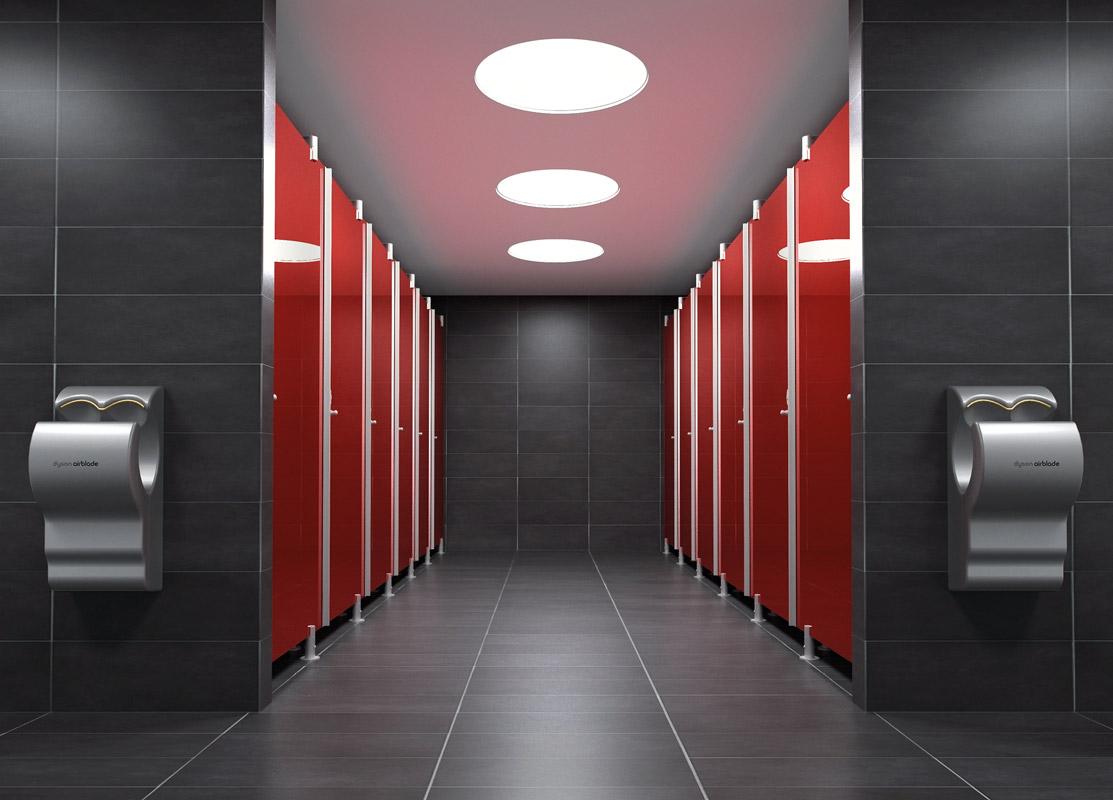 Douches et Toilettes