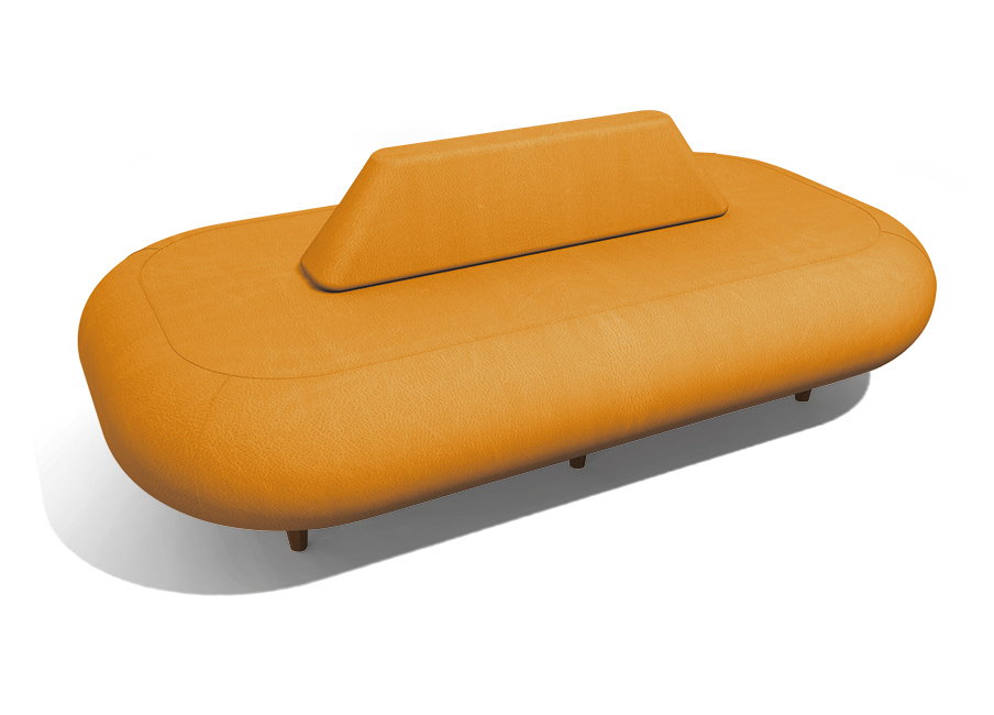 Benches, sofas and pouffs